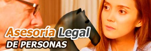 Asesoría legal de Personas - CorcelAbogados.com