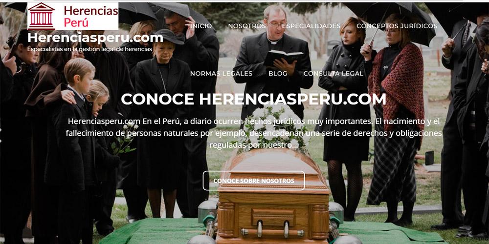 Visita Herencias Peru - http://www.herenciasperu.com